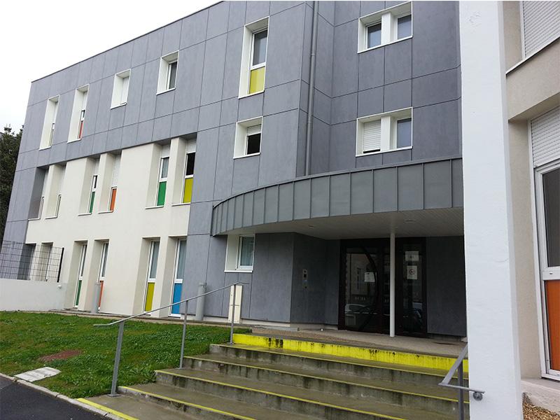 CHRS L'Archipel – Nantes (44)