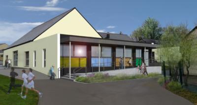 Restaurant scolaire – Collège Saint-Michel – Liffré (35)