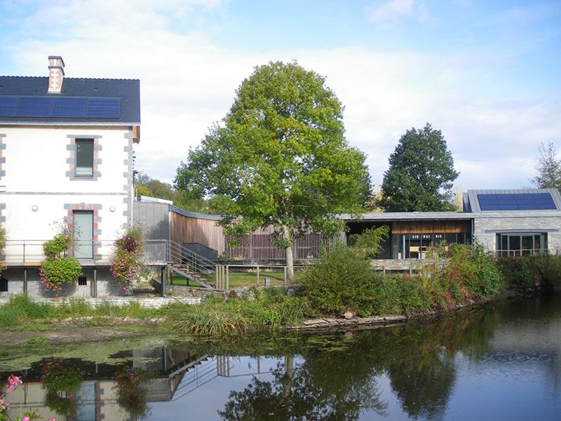 Maison du Tourisme et des Métiers d'Art – La Gacilly (56)