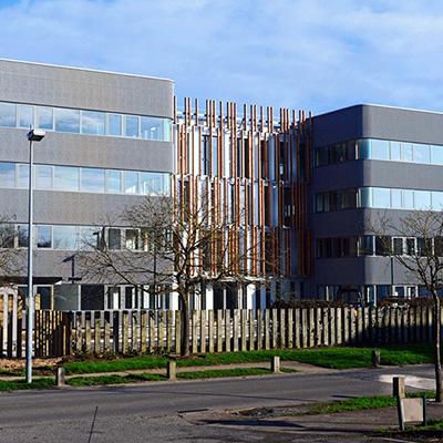 I2C Ingénierie de la Construction à Rennes – Le Franklin 2