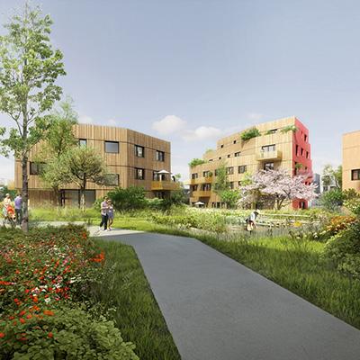 I2C Ingénierie de la Construction à Rennes – Porterie 1
