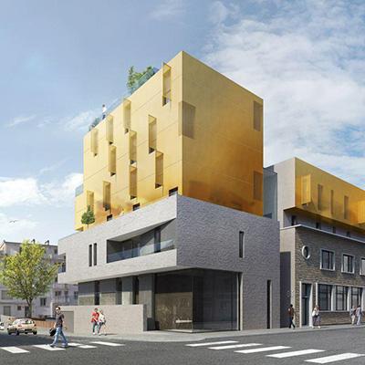 I2C Ingénierie de la Construction à Rennes – Le regain 2