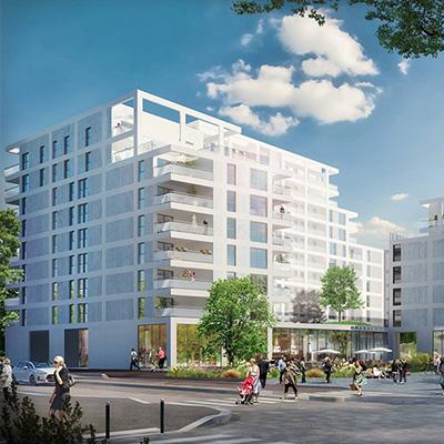 I2C Ingénierie de la Construction à Rennes – Le Piazza 2