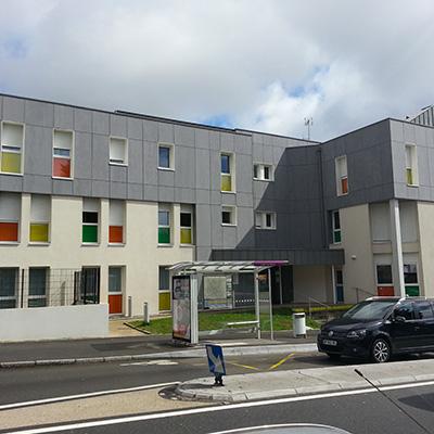 I2C Ingénierie de la Construction à Rennes – CHRS Archipel 4