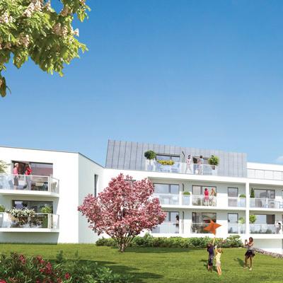 I2C Ingénierie de la Construction à Rennes – Jardin des Alizés 2