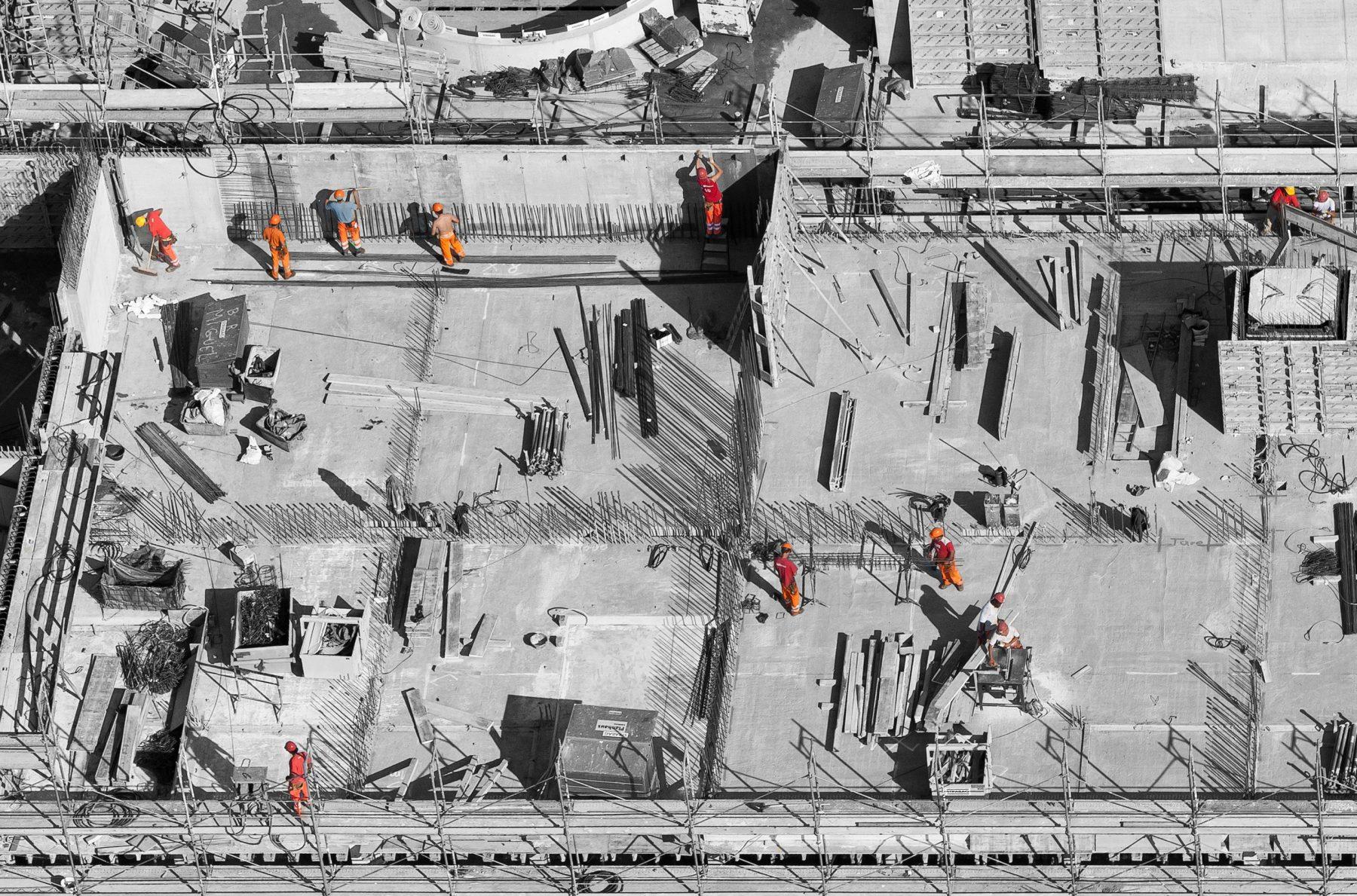 Découvrir l'histoire de I2C – Société d'Ingénierie de la construction à Rennes